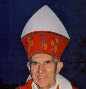 St. Malachy's College - Bishop Patrick Walsh (former President of the college)
