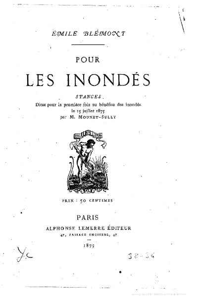 File:Blémont - Pour les inondés, 1875.djvu