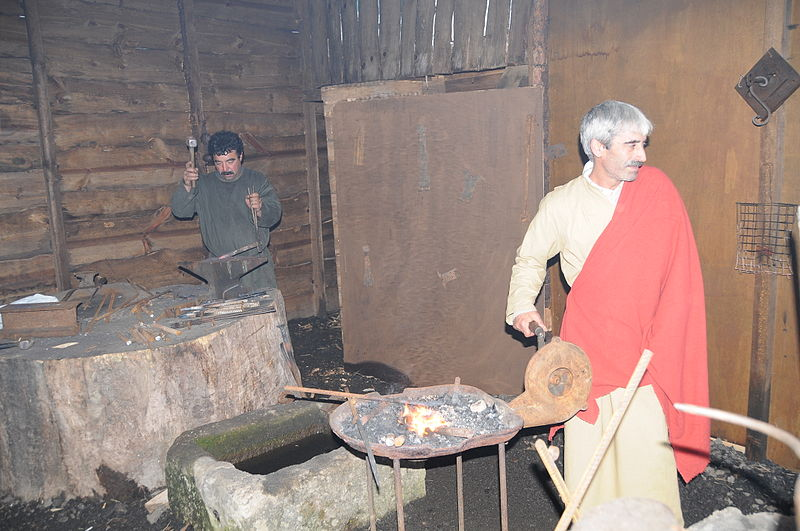 File:Blacksmiths in Priscos.JPG