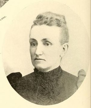 William V. Allen - Blanche Mott