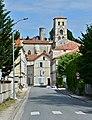 Blanzac 16 Entrée village par D10 2013.jpg