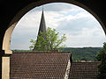 Blick vom Rathaus Zwischen den Städten, Warburg, in Richtung Altstadt 02.jpg
