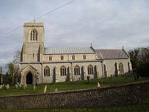 Blickling - Image: Blickling church