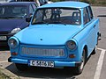 Blue Trabant 601 in Bulgaria, 2007.jpg