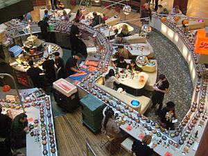 YO! Sushi - YO! Sushi in Bluewater Shopping Centre