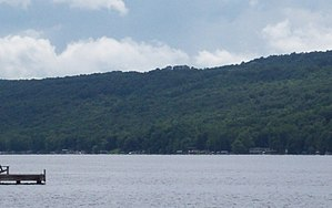 Finger Lakes - Bluff Point on Keuka Lake