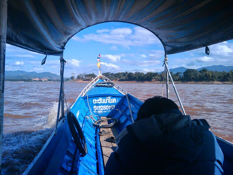 File:Boat Trip at Golden Triangle.jpg