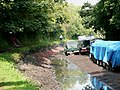 Boats High and Dry in the Stourbridge Canal - geograph.org.uk - 971887.jpg