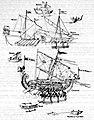 Boats from Francisco Alcina's, Historia de Las Islas e Indios Bisayas (1668).jpg