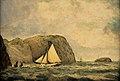 Boats off Llanlleiana (kwf00264).jpg