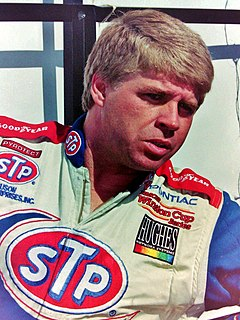 Bobby Hamilton American stock car racing driver