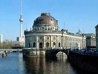 Wilhelm von Bode - Bode Museum, Museum Island, Berlin.