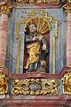 Bodnegg Pfarrkirche Kanzel Evangelist Markus.jpg