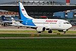 Boeing 737-548, Rossiya Airlines JP6393358.jpg