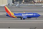 Boeing 737-7H4(w) 'N927WN' Southwest (28887779481).jpg