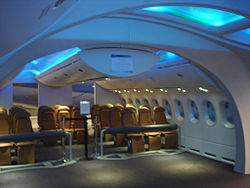 Boeing 787 wikip dia for Interior 787 aeromexico