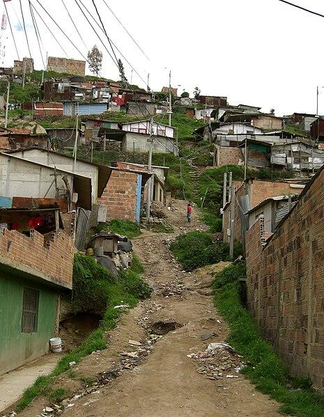 File bogota ciudad bolivar wikimedia commons for Barrio ciudad jardin bogota