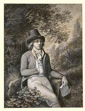 Andrea Chénier - The French poet André Chénier on whose life the opera is loosely based