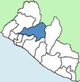 Bong County Liberia locator.png