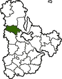 Borodianka Raion Former subdivision of Kyiv Oblast, Ukraine
