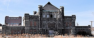 Calf Pasture Pumping Station Complex - Image: Boston MA Calf Pasture Pumping Station Complex
