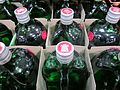 Bottles of Tanqueray London Dry Gin.JPG