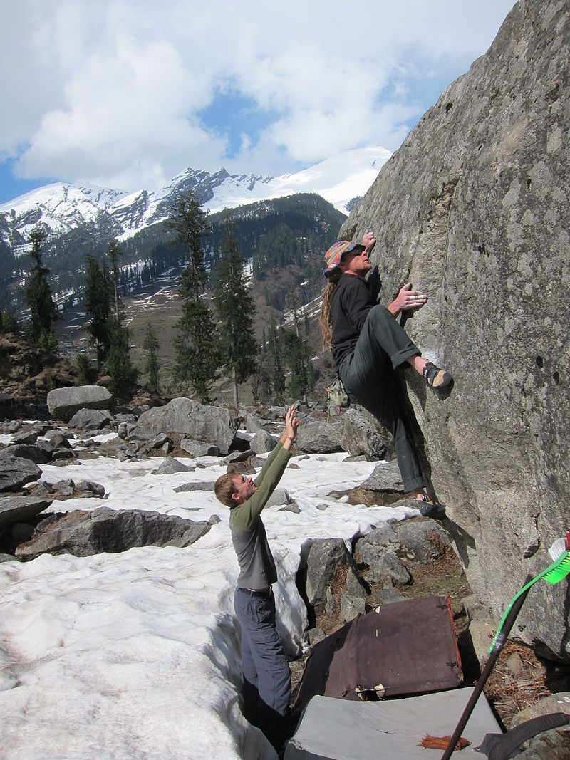 Bouldering in Solang Valley - Manali, India.jpg