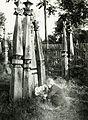 Bouquet, cemetery Fortepan 93898.jpg