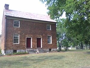 Bowen–Campbell House - The Bowen–Campbell House in 2007