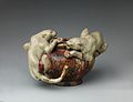 Bowl with two panthers MET DP315672.jpg