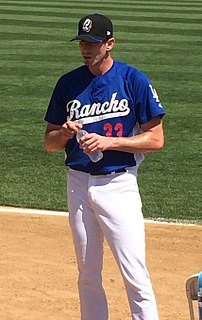 Brandon McCarthy American baseball player