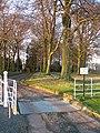 Brawith Hall driveway - geograph.org.uk - 323208.jpg