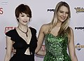 Bree Daniels and Kenna James at AVN Awards 2016 (26398671340).jpg