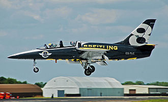 Aero Vodochody - Aero L-39 Albatros of the Breitling Jet Team