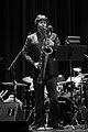 Brian Landrus at 92Y Soul Jazz Festival March 14 20014.JPG
