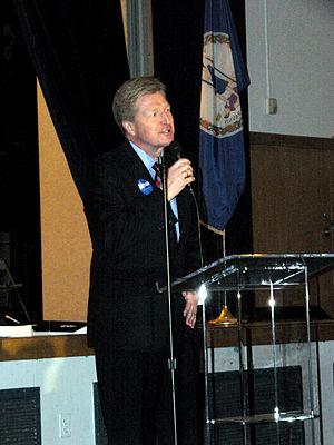 Brian Moran - Moran in 2007