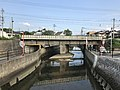 Bridge of Kagoshima Main Line on Kashiigawa River 3.jpg