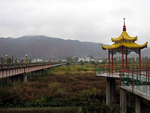 Tumen, Jilin - Image: Bridge of Tumen City