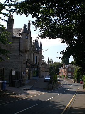 Bridge of Weir street.JPG