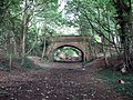 Bridge on the Denton Branch - geograph.org.uk - 1464901.jpg