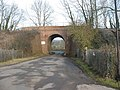 Bridge over industrial access road - geograph.org.uk - 1143362.jpg