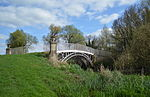 File:Bridge over the River Loddon, Stratfield Saye Park.JPG