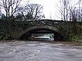 Bridges over Kip Water - geograph.org.uk - 1600145.jpg