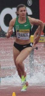 Bridget Franek American middle-distance runner