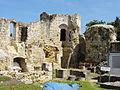 Brie-Comte-Robert (77), château (intérieur) 2.JPG