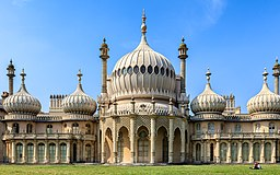 Brighton royal pavilion Qmin