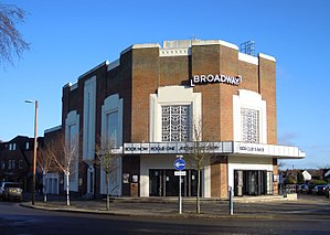 Letchworth - The Broadway Cinema in 2017