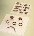 Bronze and iron objects from a warrior's urn cremation 900-850 BC.jpg