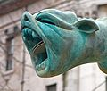 Bronze grotesque, Albert Square, Manchester (3285919920).jpg