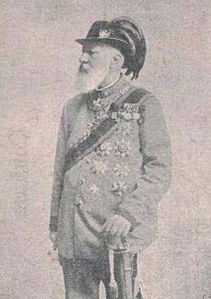 Bruno, 3rd Prince of Ysenburg and Büdingen - Image: Bruno Fürst Ysenburg Büdingen